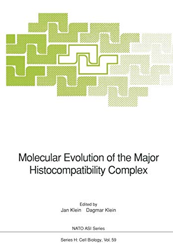 9783642846243: Molecular Evolution of the Major Histocompatibility Complex (Nato ASI Subseries H:)