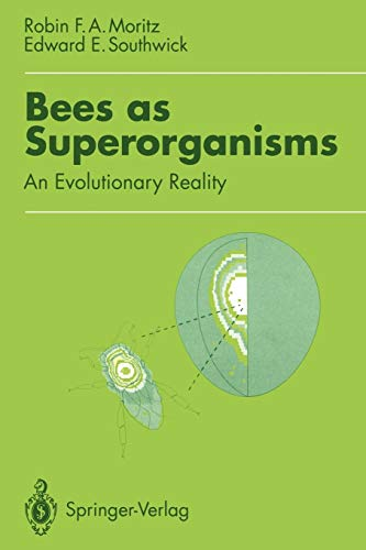 9783642846687: Bees as Superorganisms: An Evolutionary Reality