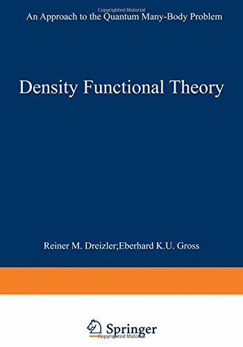 9783642861079: Density Functional Theory