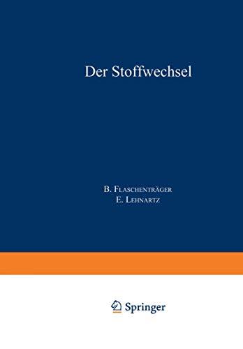 Der Stoffwechsel (Paperback): Berendt H.W.