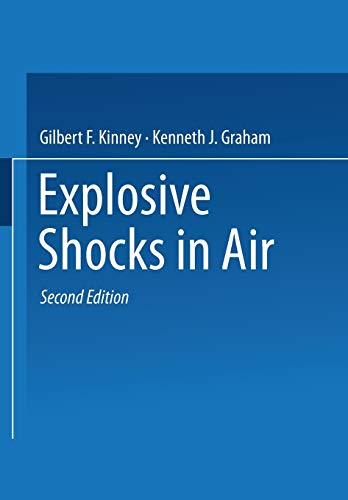 9783642866845: Explosive Shocks in Air