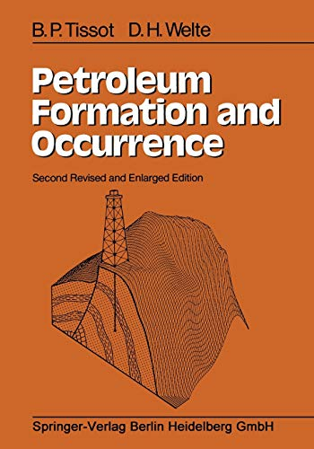 9783642878152: Petroleum Formation and Occurrence