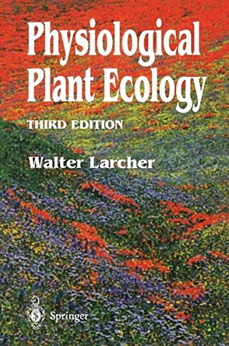 9783642878534: Physiological Plant Ecology: Ecophysiology and Stress Physiology of Functional Groups