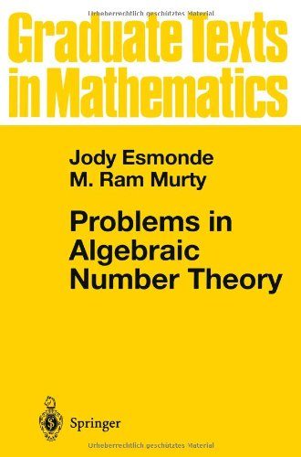 9783642879418: Problems in Algebraic Number Theory (Graduate Texts in Mathematics)