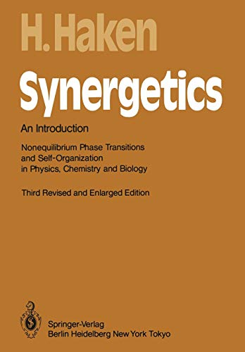 9783642883408: Synergetics: An Introduction (Springer Series in Synergetics)