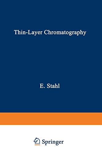 9783642884900: Thin-Layer Chromatography: A Laboratory Handbook