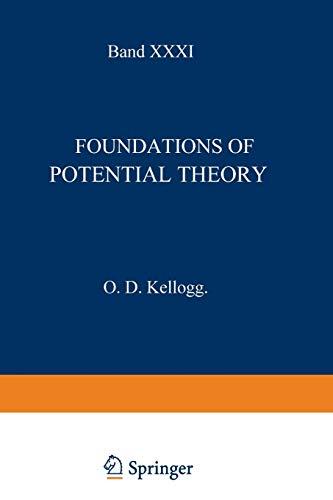 9783642889950: Foundations of Potential Theory (Grundlehren der mathematischen Wissenschaften)