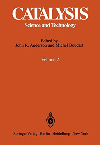 9783642931734: Catalysis: Science and Technology