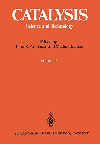 9783642932250: Catalysis: Science and Technology