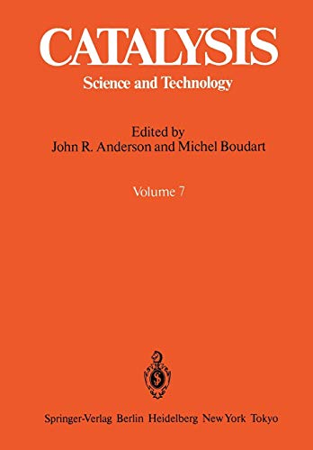 9783642932830: Catalysis: Science and Technology