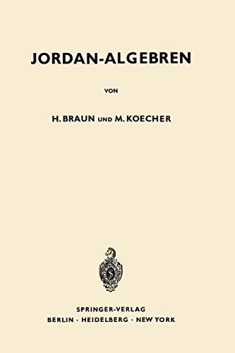 Jordan-Algebren 9783642949487 Kommutative Algebren, in denen als Ersatz des Assoziativgesetzes 2 2 die Identitat (u v) u = u (v u) gilt, wurden erstmals von P. JORDAN im Jahre 1932 im Zusammenhang mit Fragen der Quantentheorie untersucht. Die Autoren P. JORDAN, J. VON NEUMANN und E. WIGNER gaben bald darauf eine Strukturtheorie der formal-reellen  Jordan- Algebren.  AnschlieBend waren die Jordan-Algebren Gegenstand zahl- reicher rein algebraischer Untersuchungen. Man verdankt hier ins- besondere A. A. ALBERT und N. JACOBSON interessante und tiefliegende Ergebnisse. Die Einzelheiten der Entwicklung der Theorie der Jordan- Algebren kann man recht gut dem (von uns moglichst vollstandig angegebenen) Literaturverzeichnis entnehmen. Es sind darin auch die- jenigen Publikationen aufgenommen worden, die sich nicht in den Rahmen des vorliegenden Buches einfligen. Dieses Literaturverzeichnis umfaBt die Publikationen fiber nicht-assoziative Algebren mit AusschluB der Lie-Algebren. Jordan-Algebren und alternative Algebren haben mehr noch als Lie-Algebren den AnstoB zum Studium allgemeiner nicht-assoziativer Algebren gegeben. In letzter Zeit ergaben sich neben neuen algebraischen Aspekten auch Anwendungen der Jordan-Algebren auf Teile der Analysis. Damit stehen die Jordan-Algebren erganzend neben den Lie-Algebren. Die Autoren gelangten zu den Jordan-Algebren, indem sie von Problem en der Analysis, genauer von der systematischen Untersuchung derjenigen homogenen Bereiche ausgingen, die der Theorie der Modul- funktionen in mehreren Variablen zugrunde liegen. Die von ihnen zunachst im Hinblick auf diese Anwendungen entwickelten Methoden erwiesen sich dann auch flir Jordan-Algebren fiber beliebigen Korpern als adaquat. Bei der Gestaltung dieser Gedankengange wurden die Autoren von E. ARTIN in dessen letzten Lebensjahren tatkraftig unterstfitzt.