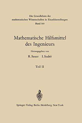 Funktionalanalysis und Numerische Mathematik (Grundlehren der mathematischen Wissenschaften) (German