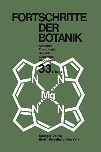 9783642952203: Fortschritte der Botanik (Progress in Botany)