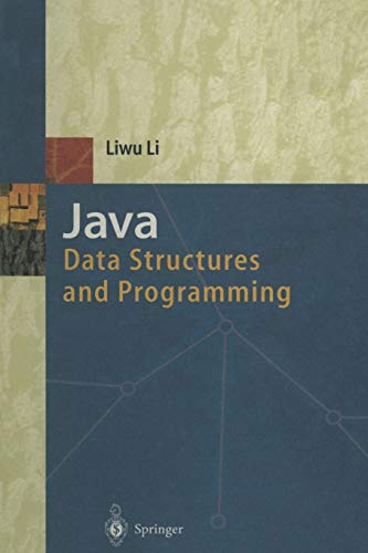 9783642958533: Java: Data Structures and Programming
