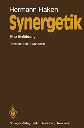 9783642966644: Synergetik: Eine Einf�hrung