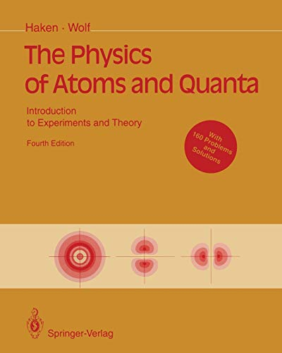 9783642975691: The Physics of Atoms and Quanta