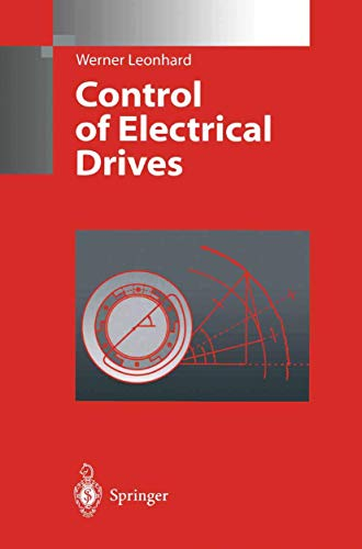 9783642976483: Control of Electrical Drives