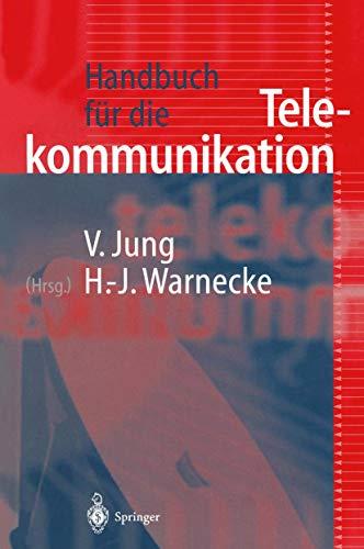 9783642977039: Handbuch für die Telekommunikation
