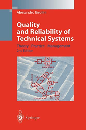 9783642979859: Quality and Reliability of Technical Systems: Theory, Practice, Management