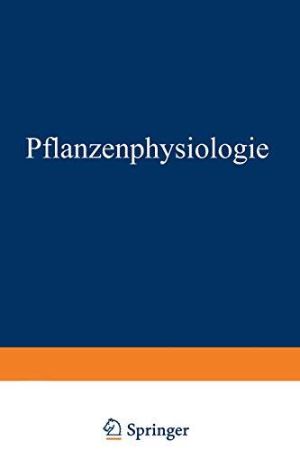 Pflanzenphysiologie: W. Palladin