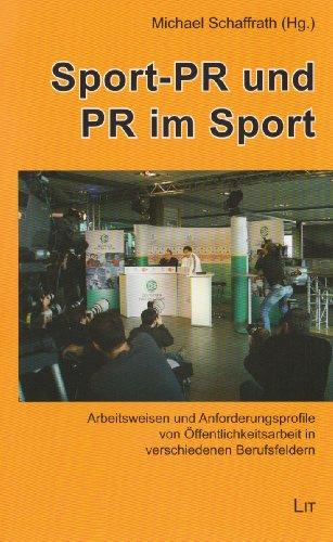 Sport-PR und PR im Sport: Michael Schaffrath