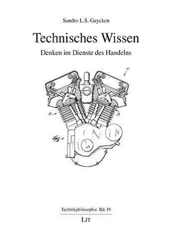 9783643100986: Technisches Wissen: Denken im Dienste des Handelns