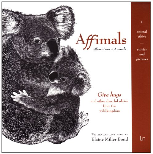 9783643102126: Affimals: Affirmations + Animals (Animal Ethics. Stories and Pictures)