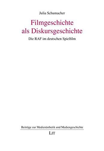 9783643104373: Filmgeschichte als Diskursgeschichte: Die RAF im deutschen Spielfilm