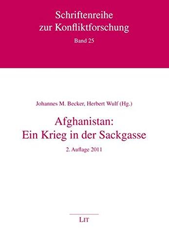 Afghanistan: Ein Krieg in der Sackgasse