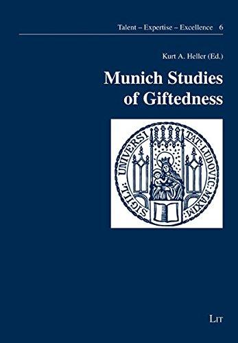 Munich Studies of Giftedness (Talentforderung - Expertiseentwicklung - Leistungsexzellenz): LIT