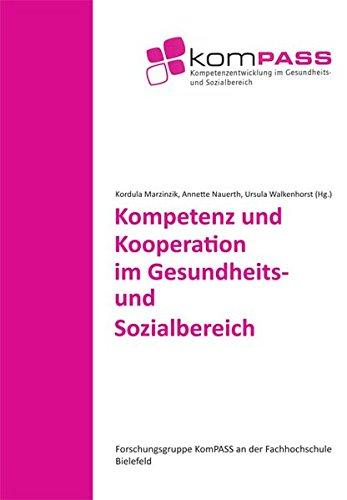 9783643107893: Kompetenz und Kooperation im Gesundheits- und Sozialbereich