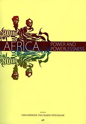 9783643111876: Africa - Power and Powerlessness (African Studies / Afrikanische Studien)