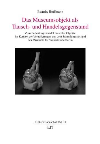 9783643113139: Das Museumsobjekt als Tausch- und Handelsgegenstand