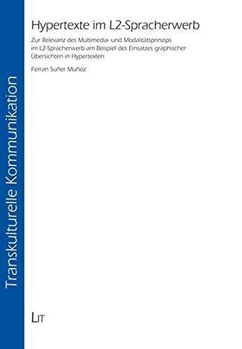 Hypertexte im L2-Spracherwerb: Ferran Suner Munoz
