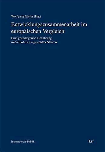 Entwicklungszusammenarbeit im europäischen Vergleich: Wolfgang Gieler
