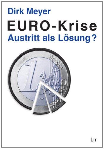 9783643117755: EURO-Krise: Austritt als L�sung?