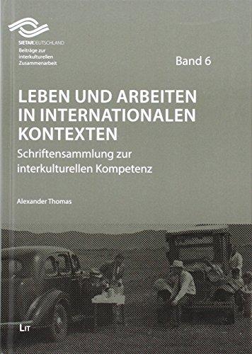 Leben und Arbeiten in internationalen Kontexten: Alexander Thomas