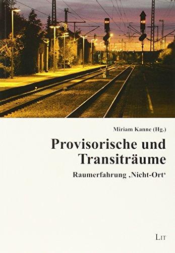 9783643119063: Provisorische und Transiträume: Raumerfahrung