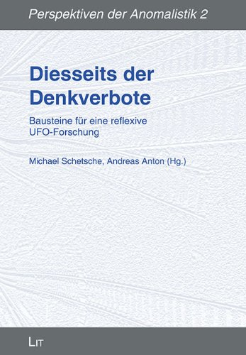 9783643120397: Diesseits der Denkverbote: Bausteine für eine reflexive UFO-Forschung
