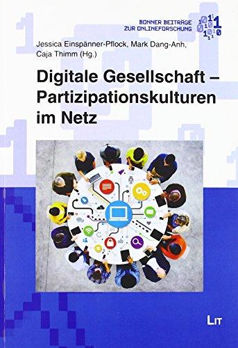 9783643121097: Digitale Gesellschaft - Partizipationskulturen im Netz
