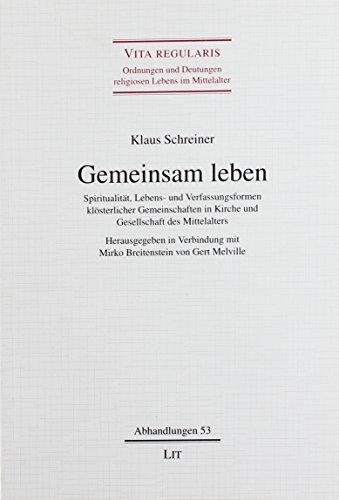 Gemeinsam leben: Klaus Schreiner