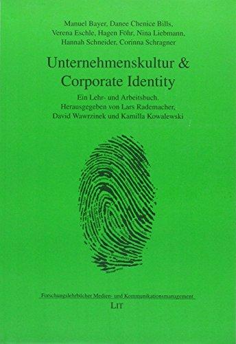 9783643122018: Unternehmenskultur & Corporate Identity: Ein Lehr- und Arbeitsbuch