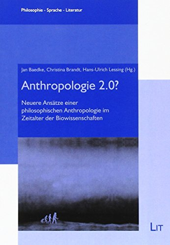9783643123619: Anthropologie 2.0?