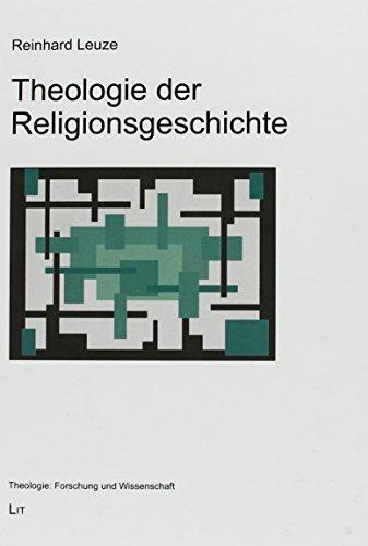 9783643125071: Theologie der Religionsgeschichte