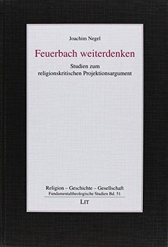 Feuerbach weiterdenken: Joachim Negel