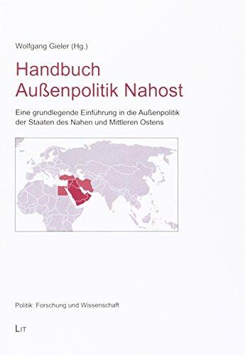 9783643127822: Handbuch Außenpolitik Nahost