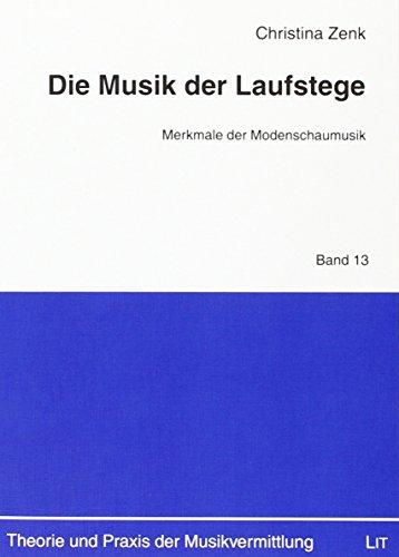 9783643128072: Musik der Laufstege
