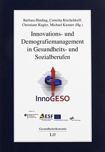 9783643130846: Innovations- und Demografiemanagement in Gesundheits- und Sozialberufen