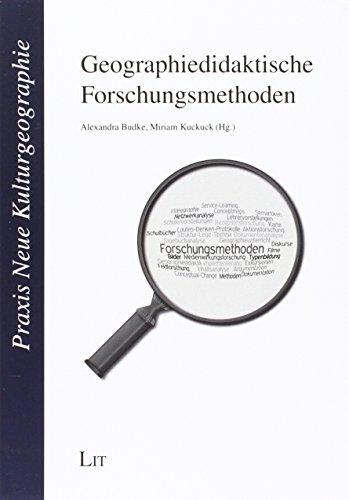 Geographiedidaktische Forschungsmethoden: Alexandra Budke, Miriam Kuckuck