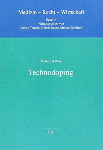 Technodoping (Paperback): Ferdinand Weis